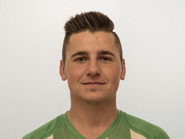 Futsalista a fotbalista Radek Hrdý.