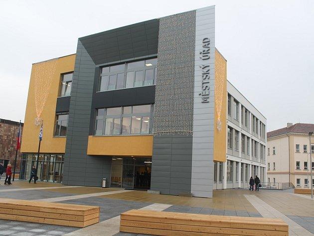Den otevřených dveří nového Městského úřadu v Kralupech nad Vltavou.