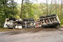 Tragická dopravní nehoda u Medonos