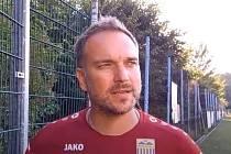 Trenér Neratovic Jiří Brunclík po porážce v Souši