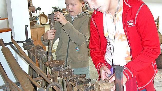 Kadlínské muzeum uměleckého kováře