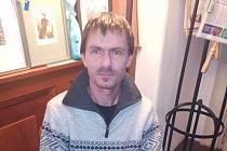Deset let v mělnickém Literárním klubu Pegas působí Martin Burda z Neratovic.