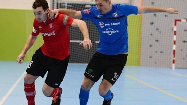 Varta liga, 18. kolo: Olympik Mělník - ERA-PACK Chrudim (1:6)