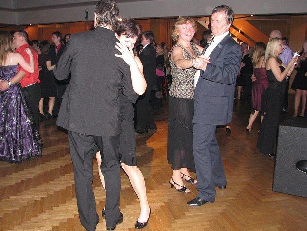1. Valentýnský ples