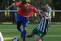 AFK Loděnice - Dynamo Nelahozeves