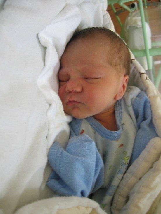 Marek Szalka se rodičům Petře Válkové a Marku Szalkovi ze Štětí narodil v mělnické porodnici 9. ledna 2015, vážil 2,97 kg a měřil 49 cm.