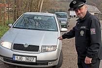Policisté na Mělnicku se zaměřovali na kontrolu osvětlení vozidel.