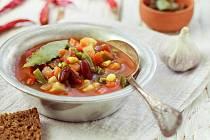 Eintopf - vydatná polévka se zeleninou
