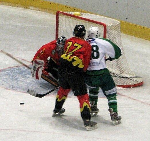 Mělník (v červeném) - Trutnov (4-1)