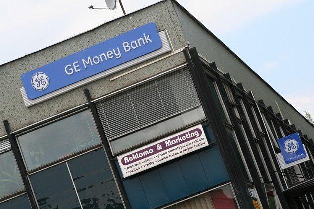 Banka, ve které k přepadení došlo
