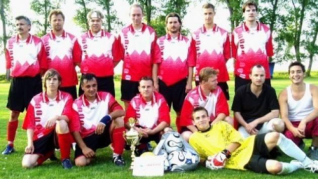 Vítězové Českého poháru, hráči FK Vysoká B