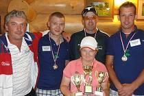 Hráči Putting golf clubu Úžice vyhráli na Czech Masters v Horním Bezděkově u Kladna co se dalo.