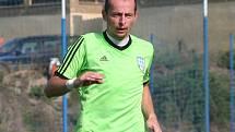 Ivo Lorenc, hrající trenér SK Viktoria Všestudy