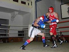 Boxerské odpoledne v Mělníku
