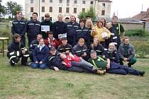 Chlumínští hasiči každoročně jezdí na několik soutěží