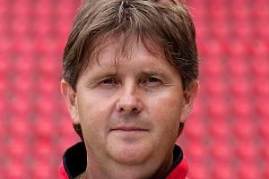 Fotbalový trenér Luboš Kořínek