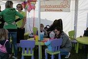 První říjnová sobota patří již sedm let mělnické Drakiádě.