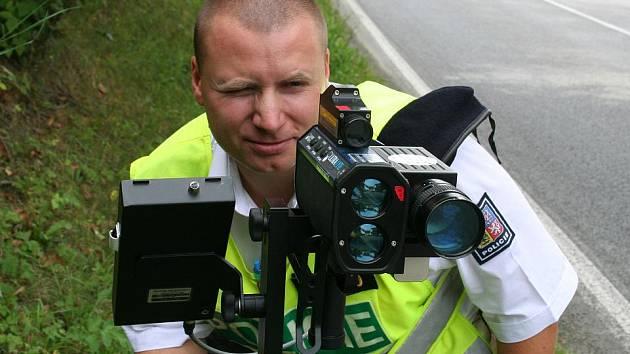 Policejní akce Romana.