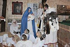 Advent v muzeu začal výstavou betlémů.
