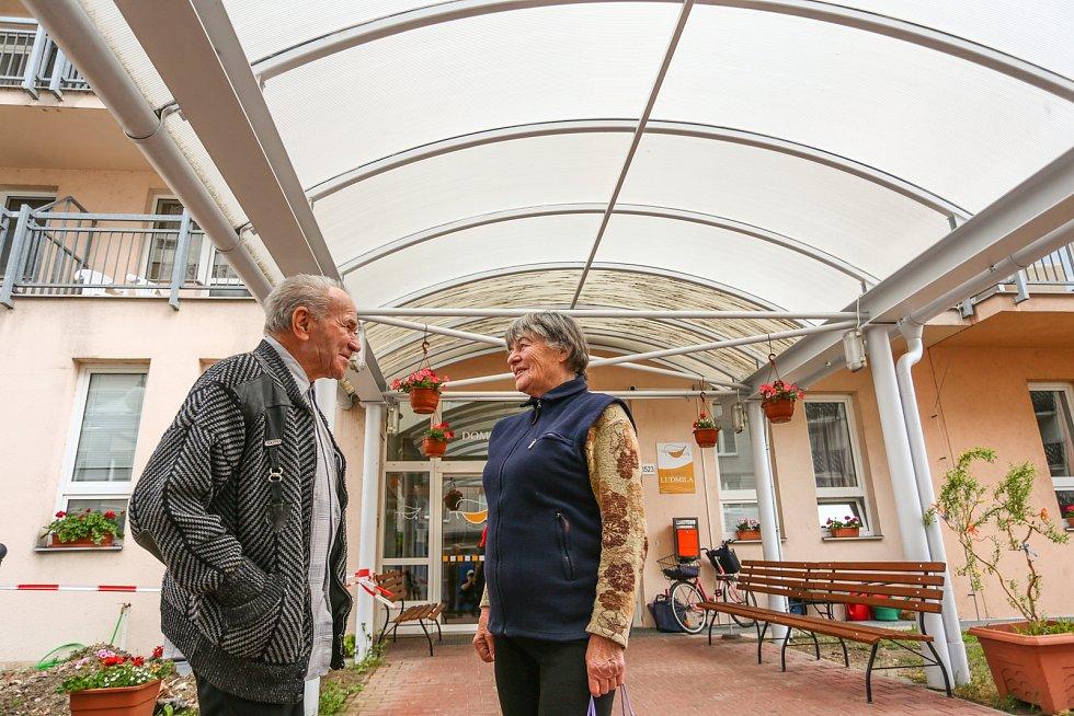 Mělnický domov seniorů
