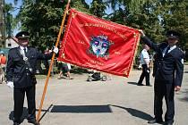Sbor chlumínských dobrovolných hasičů oslavil 130. výročí od založení.