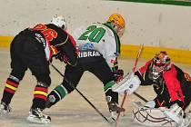Krajská liga: HC Příbram - Junior Mělník