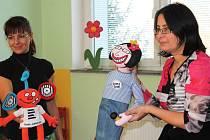 Rádio Junior na návštěvě v kralupské školce v ulici Dr. E. Beneše.