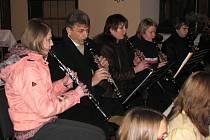 Adventní koncert Základní umělecké školy Mělník