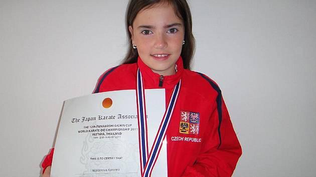 Kateřina Walderová