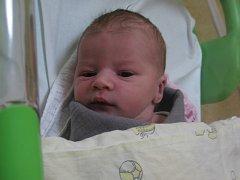 Matylda Veselá se rodičům Janě a Janovi z Úval narodila v mělnické porodnici 26. října 2013, vážila 3,70 kg a měřila 53 cm.