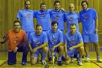 Neratovický tým DoKecky obsadil na prestižním halovém turnaji v Brandýse nad Labem výborné druhé místo.