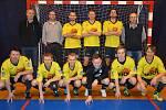 Futsalisté AFC Kralupy obsadili v krajském přeboru 2014/2015 průměrné šesté místo.
