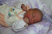 Julie Vlachová se rodičům Kateřině Holoubkové a Dominiku Vlachovi ze Želíz narodila v mělnické porodnici 19. prosince 2017, měřila 51 cm a vážila 4,04 kg. Doma se na ni těší 4letá Johanka.