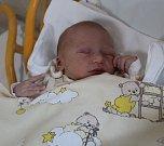 MARTIN LINEK se rodičům Kateřině Cerhové a Martinu Linkovi ze Staré Boleslavi, narodil 11. dubna 2018 v mělnické porodnici, měřil 50 cm a vážil 3,08 kg.