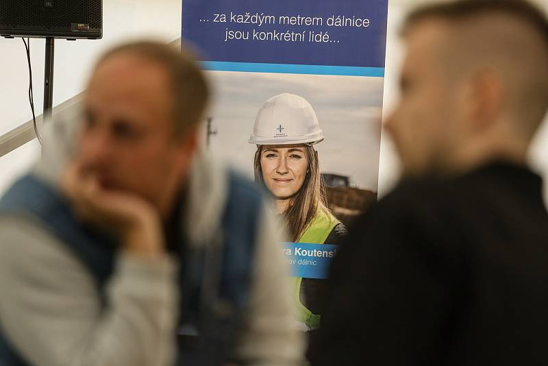 Zahájení stavby obchvatu Mělníka.