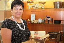 Některé exponáty ve sbírce pocházejí i z domácnosti ředitelky školy Jany Palanské.