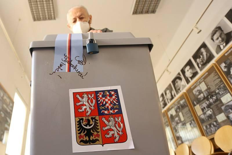 Velební okrsek v muzeu v Kralupech nad Vltavou