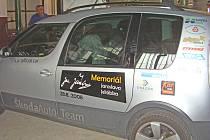 Oficiální doprovodné vozidlo závodu