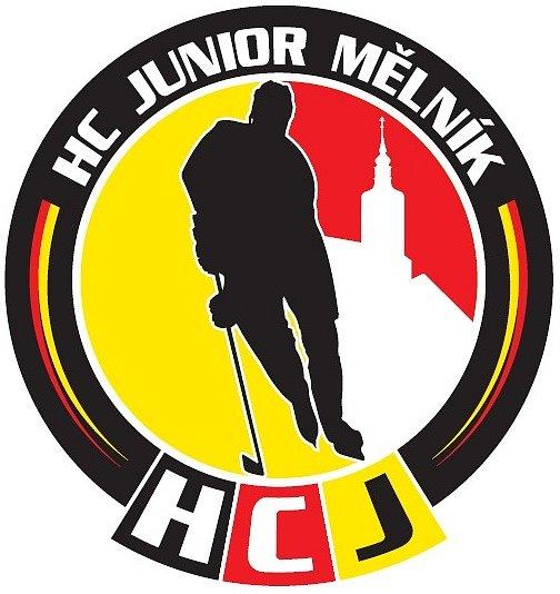nový znak HC Junior Mělník