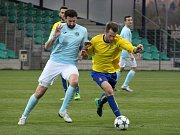 Divize: FC Chomutov - Neratovice (2:1 np).