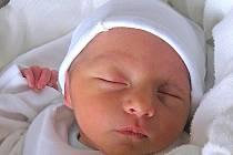Josef Zajíček se rodičům Heleně a Milanovi ze Želíz narodil 5. října 2011, vážil 2,57 kg.