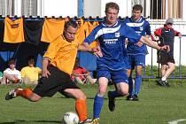 III. B třída: FK Kralupy - Hořín
