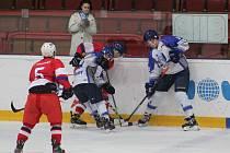 Krajská liga: HK Kralupy - HK LEV Slaný (5:2)