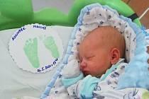 Mikuláš Kolumpek se narodil v mělnické porodnici 16. května 2020 v 15.48 hodin s váhou 3 kg a délkou 49 cm. Doma je ve Mšeně u Mělníka s tatínkem Danielem Kolumpkem, maminkou Hanou Kolumpkovou a dvacetiměsíčním bráškou Vojtíškem.