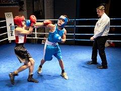 2. galavečer bojových umění v Mělníku