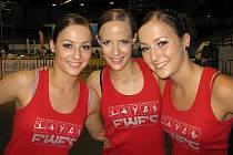 V užším výběru ankety Sportovec Kralup nechybí ani trio Zuzana Reissová, Radka a Tereza Cihlářovy, které obhájilo titul na mistrovství světa v aerobiku.