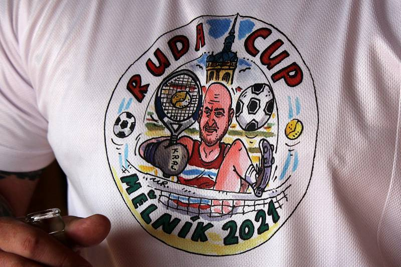 Již třetí ročník Ruda Cupu se konal tuto sobotu v areálu hotelu Olympionik v Mělníku.