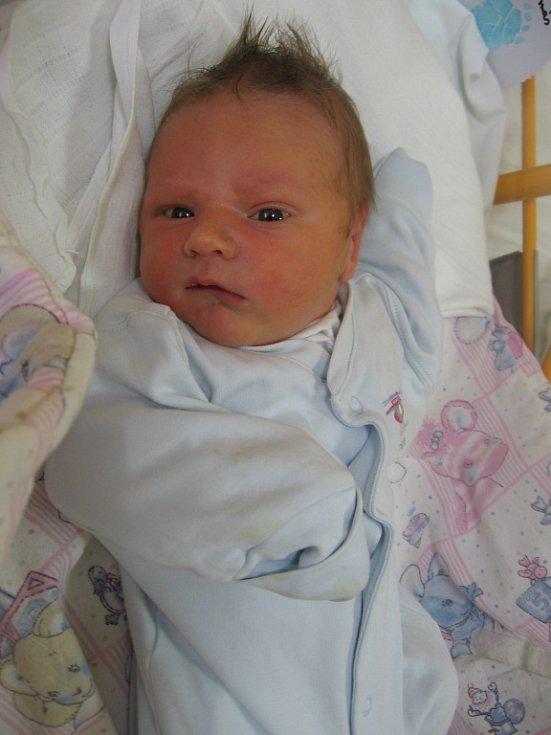 Tomáš Molnár se rodičům Lucii Krystové a Tomáši Molnárovi z Mělnického Vtelna narodil v mělnické porodnici 9. ledna 2015, vážil 3,65 kg a měřil 50 cm.