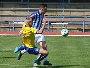 Fotbalisté Neratovic urvali ve středočeském derby divize B s Českým Brodem dva body po výsledky 3:2 np.