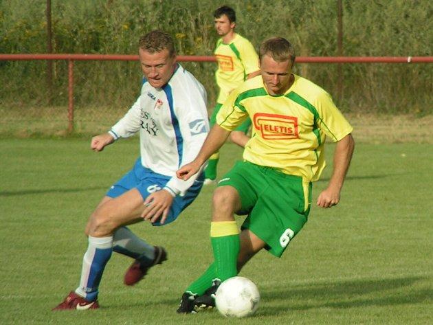 Fotbalový turnaj v Lužci